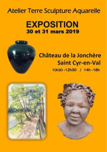 Affiche Expo 30-30 mars 2019
